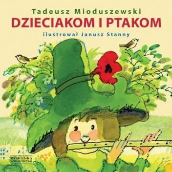 """Warsztaty dla dzieci wokół książki """"Dzieciakom i ptakom"""""""