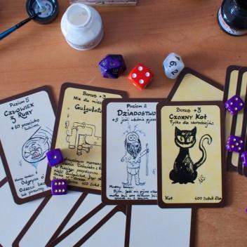 Warsztaty projektowania gier planszowych