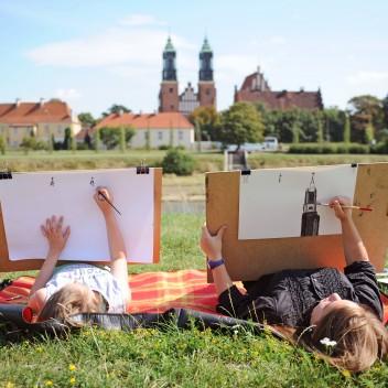 Lato w Bramie Poznania