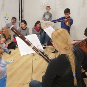Koncert Jesienny – z cyklu Muzyka dla NAJmniejszych!